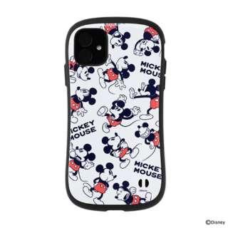 iPhone 11 6.1インチ ディズニーキャラクターiFace First Classケース 41-913109 ミッキーマウス/総柄