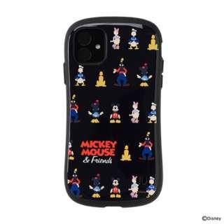 iPhone 11 6.1インチ ディズニーキャラクターiFace First Classケース 41-913116 ミッキーマウス&フレンズ