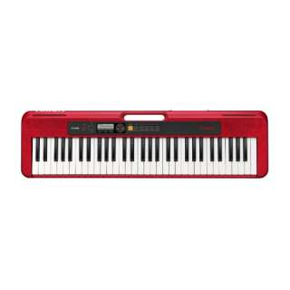 CT-S200RD ベーシックキーボード レッド [61鍵盤]