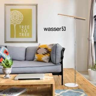 wasser 53 2WAY LEDスタンドライト&スティックライト wasser53