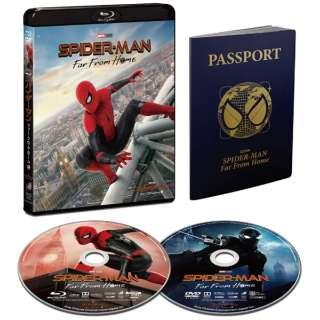 スパイダーマン:ファー・フロム・ホーム ブルーレイ&DVDセット(初回生産限定) 【ブルーレイ】