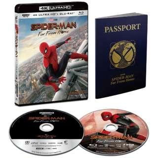 スパイダーマン:ファー・フロム・ホーム 4K ULTRA HD & ブルーレイセット(初回生産限定) 【Ultra HD ブルーレイソフト】