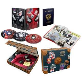 スパイダーマン:ファー・フロム・ホーム 日本限定プレミアム・スチールブック・エディション【完全数量限定】 【Ultra HD ブルーレイソフト】