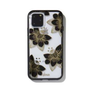 iPhone 11 Pro 5.8インチ Clear Coat Desert Lily (Black) 290-0278-0011