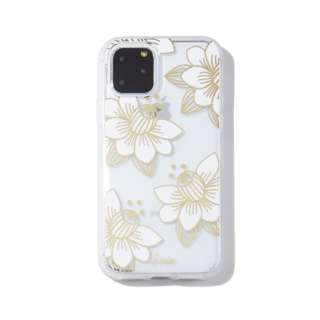 iPhone 11 Pro 5.8インチ Clear Coat Desert Lily (White) 290-0279-0011