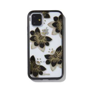iPhone 11 6.1インチ  Clear Coat Desert Lily (Black) 292-0278-0011