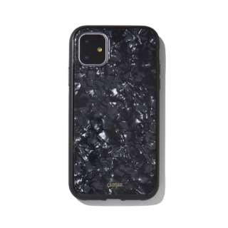 iPhone 11 6.1インチ  Clear Coat Black Tort 292-0277-0011