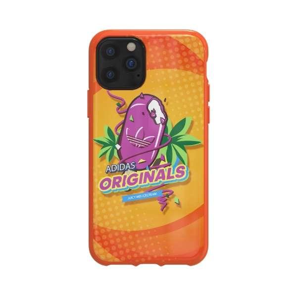 iPhone 11 Pro 5.8インチ OR Moulded Case BODEGA active orange 36340