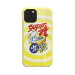 iPhone 11 Pro 5.8インチ OR Moulded Case BODEGA shock yellow 36343