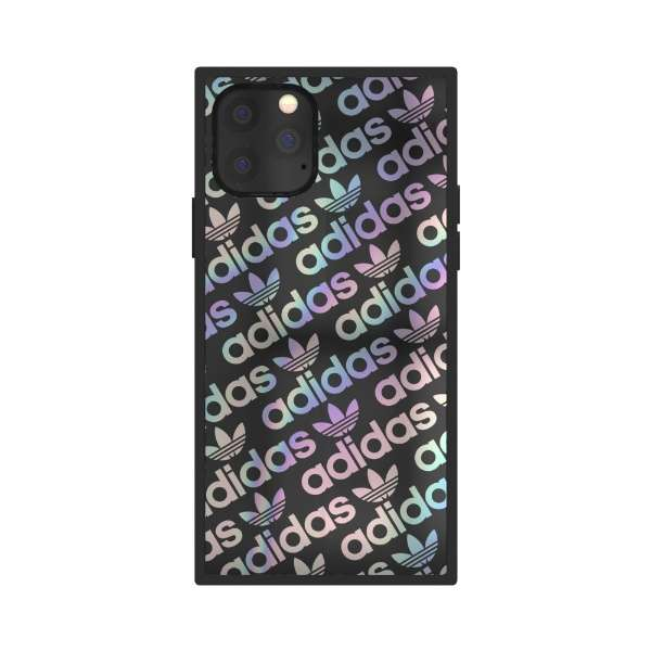 iPhone 11 Pro 5.8インチ OR SQUARE CASE black/holographic 36361