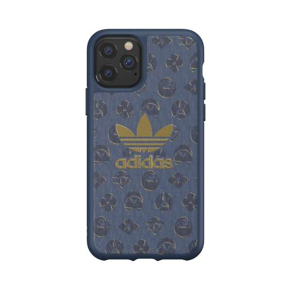 iPhone 11 Pro 5.8インチ OR Moulded Case SHIBORI tech ink 36367