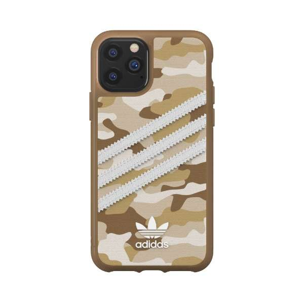 iPhone 11 Pro 5.8インチ OR Moulded Case CAMO SAMBA WOMAN gold 36373