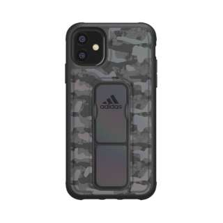 iPhone 11 6.1インチ  SP Grip case CAMO Black 36421