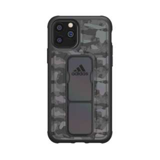 iPhone 11 Pro 5.8インチ SP Grip case CAMO Black 36426