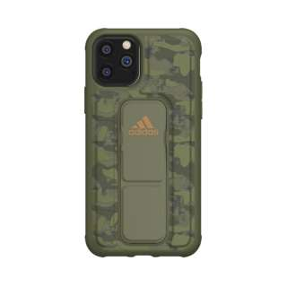 iPhone 11 Pro 5.8インチ SP Grip case CAMO Tech olive 36427