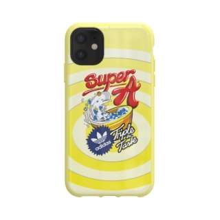 iPhone 11 6.1インチ  OR Moulded Case BODEGA shock yellow 36342