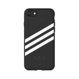 iPhone 7/8 OR-Moulded case - Black/White 37378
