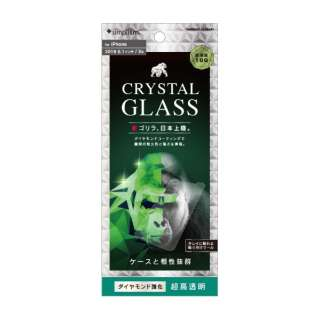 iPhone 11 6.1インチ  Dコーティングゴリラガラス光沢 TG-IP19M-GL-DGOCC