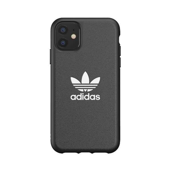 iPhone 11 6.1インチ  OR Moulded Case TREFOIL black/white 36283