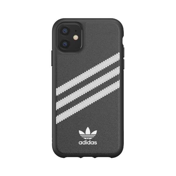 iPhone 11 6.1インチ  OR Moulded Case SAMBA black/white 36289