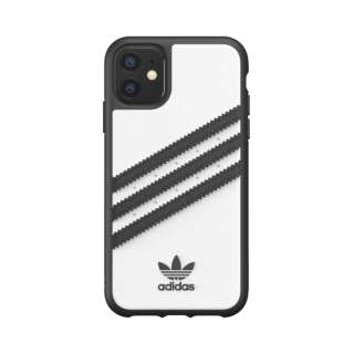 iPhone 11 6.1インチ  OR Moulded Case SAMBA white/black 36291