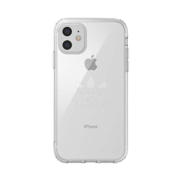 iPhone 11 6.1インチ  OR Protective Clear Case Big Logo clear 36405
