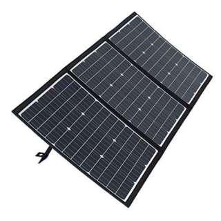 SmartTap ソーラーパネル PowerArQ Solar Foldable 120W/18V 折りたたみ式 DC8mm端子