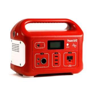 SmartTap ポータブル電源 PowerArQレッド 008601C-JPN-RD