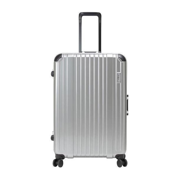 スーツケース 64L HERITAGE シルバー 60493 [TSAロック搭載]
