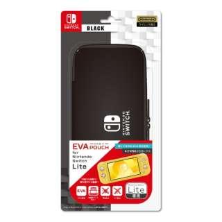 EVAポーチ for Nintendo Switch Lite BLACK ILXSL295 ILXSL295