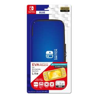 EVAポーチ for Nintendo Switch Lite BLUE ILXSL296 ILXSL296