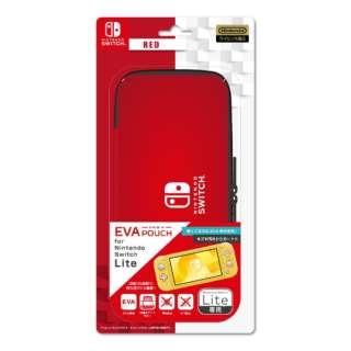 EVAポーチ for Nintendo Switch Lite RED ILXSL297 ILXSL297