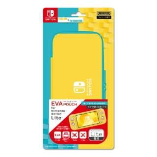 EVAポーチ for Nintendo Switch Lite YELLOW&TURQUOISE ILXSL298