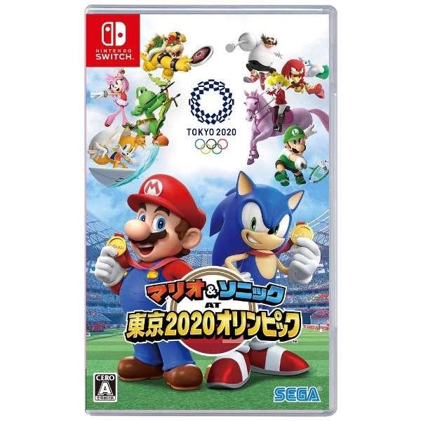 マリオ&ソニック AT 東京2020オリンピック 【Switch】