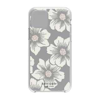iPhone 11 Pro 5.8インチ  Hardshell HOLLYHOCK CR/blush/CG/CL KSIPH-130-HHCCS