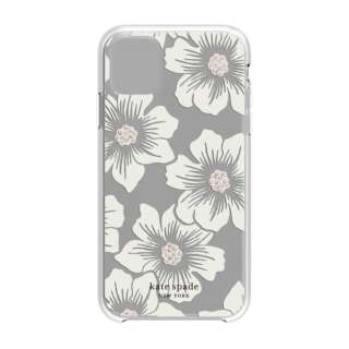 iPhone 11 6.1インチ   Hardshell HOLLYHOCK CR/blush/CG/CL KSIPH-131-HHCCS