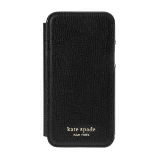 iPhone 11 Pro 5.8インチ Inlay Folio black pu KSIPH-142-BLK