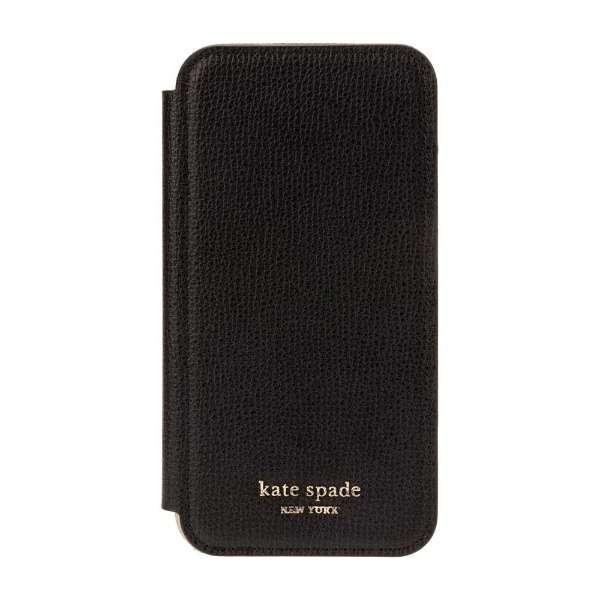 iPhone 11 6.1インチ  Inlay Folio black pu KSIPH-143-BLK