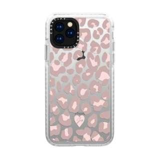 iPhone 11 Pro 5.8インチ Dusty Pink Leopard Phone Case CTF-6318569-16000085