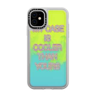 iPhone 11 6.1インチ  MY CASE IS COOLER THAN YOURS CTF-5137279-16000104