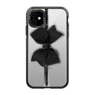 iPhone 11 6.1インチ  Black Bow CTF-3389815-16000089