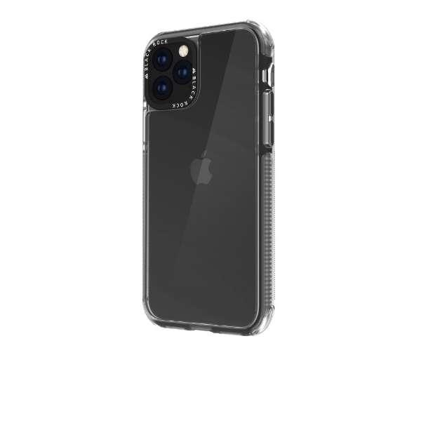 iPhone 11 6.1インチ  Robust Transparent Case Black 1100RRT02