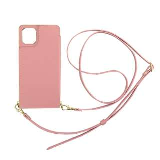 iPhone 11 6.1インチ  ケース Cross Body Case pink ML-CSIP19M-2CBPK