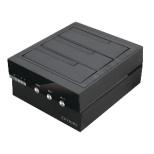 裸族のお立ち台 3bay Independent Switch USB 3.1 Gen2