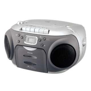 SAD-4944/S CDステレオラジカセ シルバー [ワイドFM対応 /CDラジカセ]
