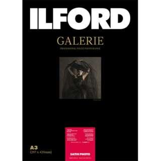 イルフォードギャラリーサテンフォト 260g/m2(A3・25枚)ILFORD GALERIE Satin Photo 422335