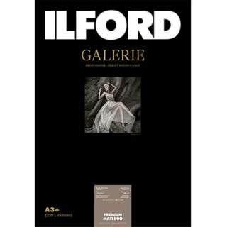 イルフォードギャラリープレミアムマットデュオ200g/m2(A3ノビ・50枚)ILFORD GALERIE Premium Matt Duo 422152