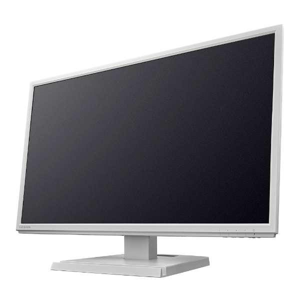 液晶ディスプレイ LCD-CF241EDシリーズ ホワイト LCD-CF241EDW [23.8型 /ワイド /フルHD(1920×1080)]