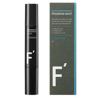 F'(エフダッシュ) フレグランショット スティック型練り香水 シトラスムスク 3g LB10030003g03