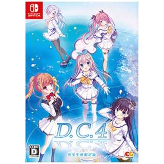 D.C.4~ダ・カーポ4~ 完全生産限定版 【Switch】